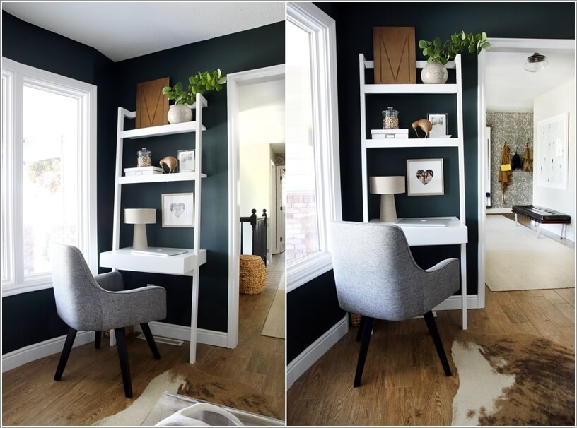 Bí quyết thiết kế văn phòng làm việc thoải mái tại nhà