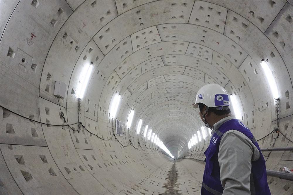 Bất ngờ đô thị ngầm độc đáo dưới lòng TP.HCM được xây dựng