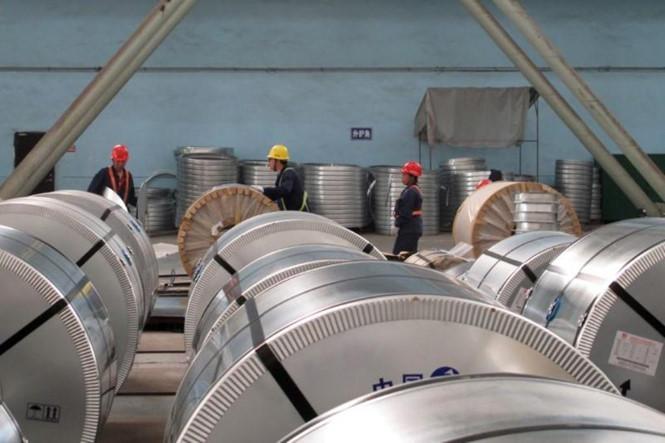 Thép Việt Nam có xuất xứ Trung Quốc bị Mỹ áp thuế 256,44%