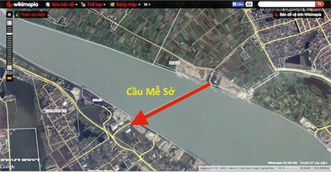 Gần 3.900 tỷ xây cầu vượt sông Hồng nối Hà Nội với Hưng Yên