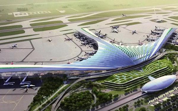 Vùng phụ cận sân bay Long Thành từ 21.000ha tăng lên 40.000ha