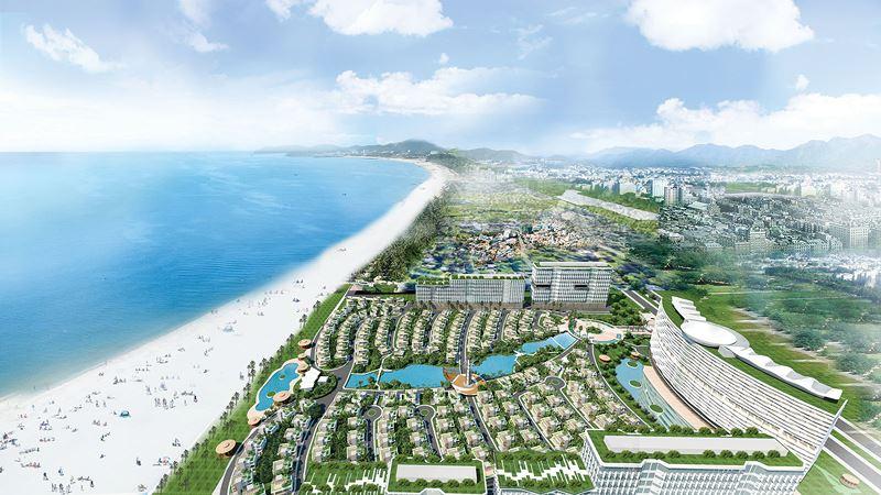 Bà Rịa - Vũng Tàu hiện có 128 dự án du lịch với hơn 10 tỷ USD vốn đầu tư