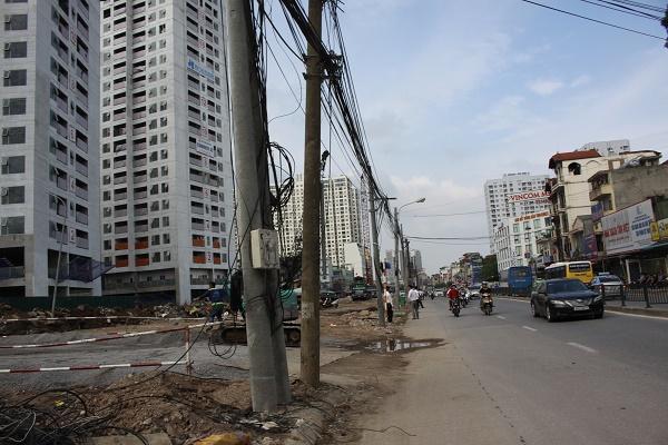 Vịn cớ hạ tầng, kích giá nhà đất phía Nam Hà Nội