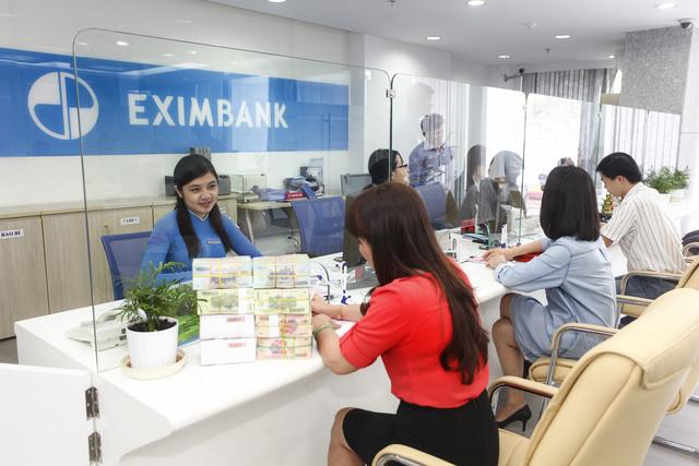 eximbank mở dịch vụ kiểm tra số dư tài khoản