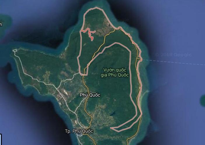 Kiên Giang công bố kêu gọi đầu tư 3 dự án lớn ở Phú Quốc trong năm 2018