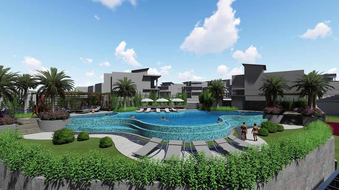 """Dự án Marina Hill """"nâng tầm giá trị"""" nhờ sự kết hợp mô hình nghỉ dưỡng và giải trí"""