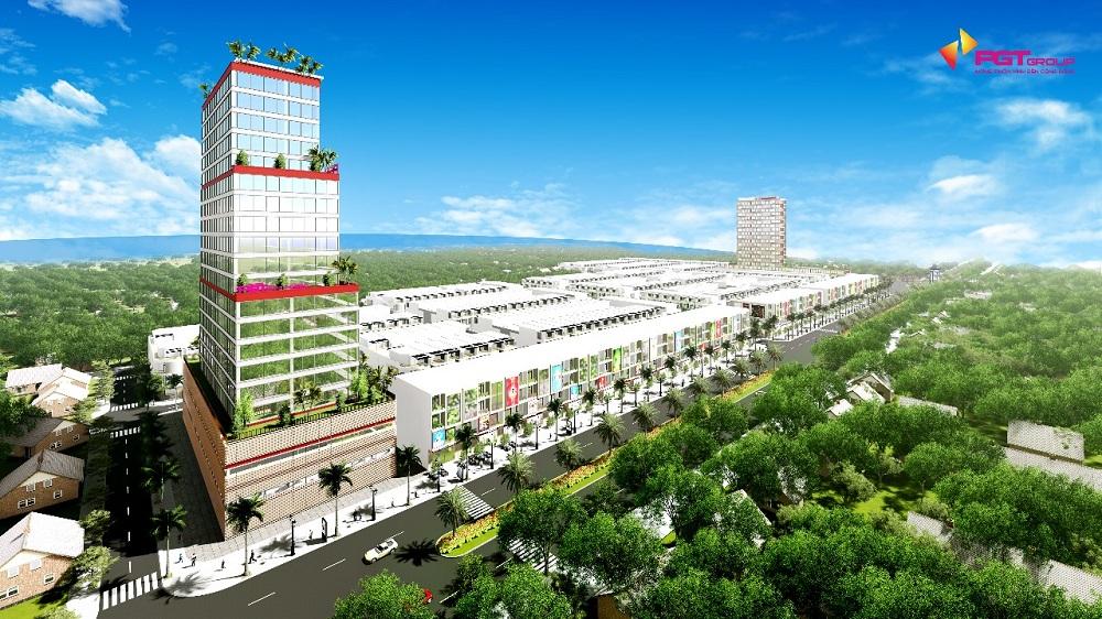 Dự án trong tuần: Mở bán đất nền PGT City ở Đà Nẵng, chào bán căn hộ Marina Riverside ở Bình Dương