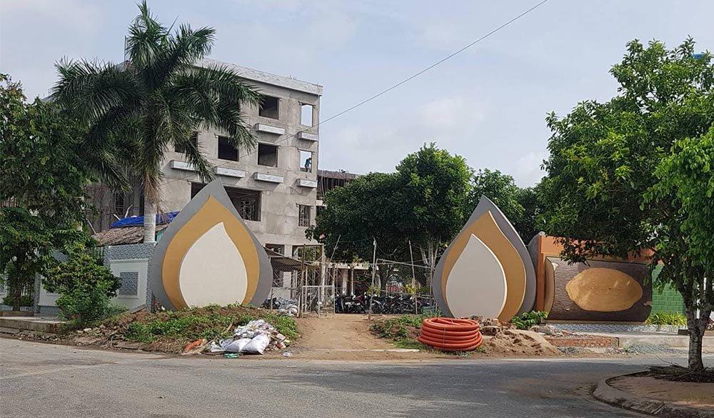 Cần Thơ: Doanh nghiệp xây resort chiếm 'đất vàng' sông Hậu, xử phạt vẫn...trên giấy