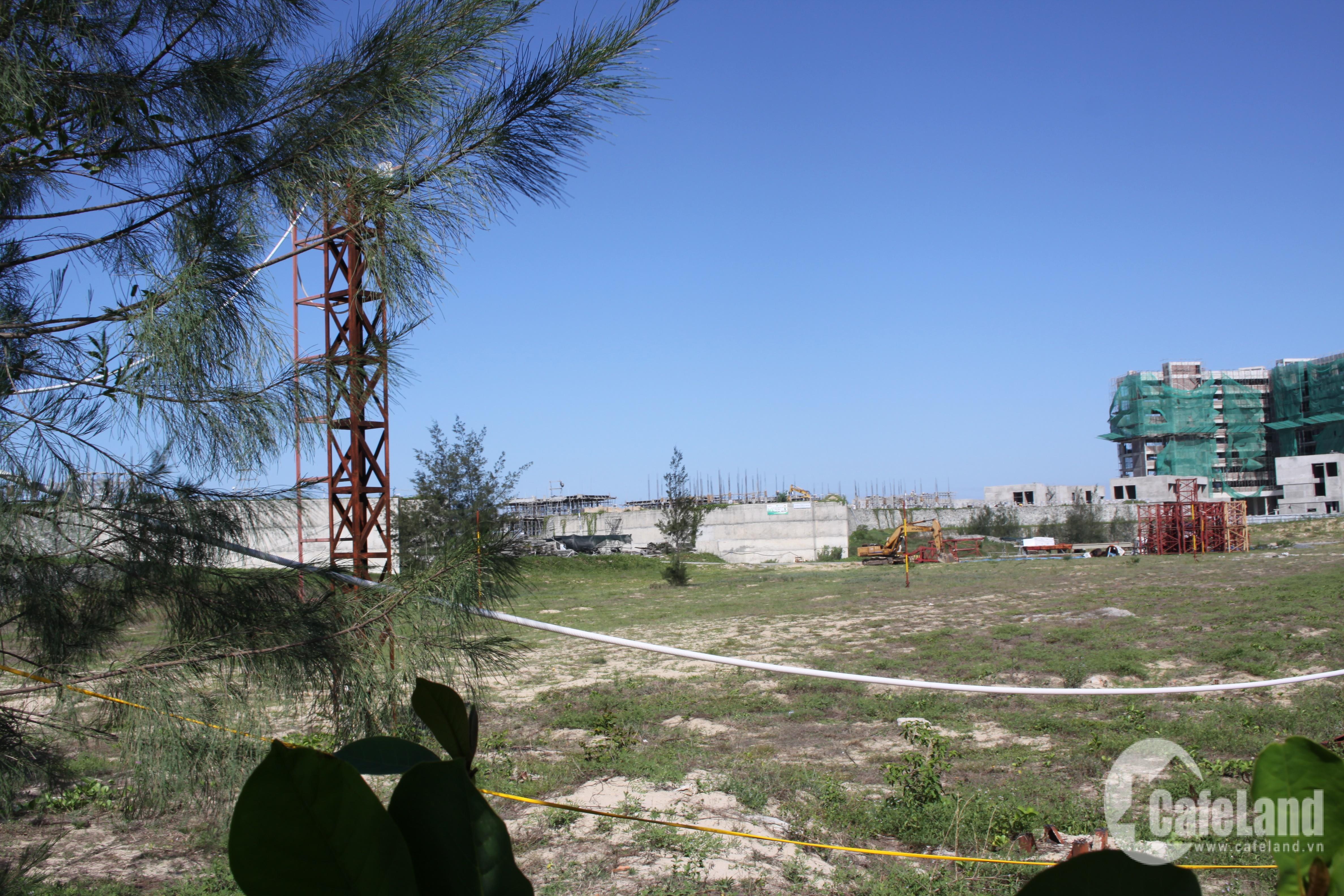 Giá đất ven biển Đà Nẵng tăng mạnh