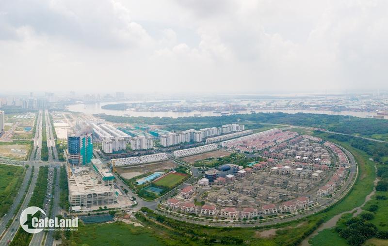 Khu đô thị sáng tạo đầu tiên của TP.HCM đang có gì?