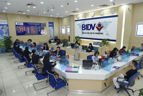 BIDV 6 tháng, trích lập dự phòng gấp 2,5 lần lợi nhuận
