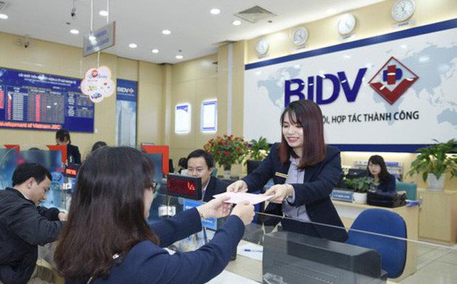 BIDV tăng vốn thêm 300 tỷ đồng