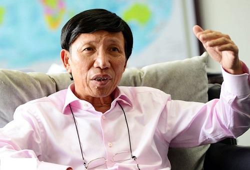TS. Phan Hữu Thắng, nguyên Cục trưởng Cục Đầu tư nước ngoài (Bộ KH&ĐT)