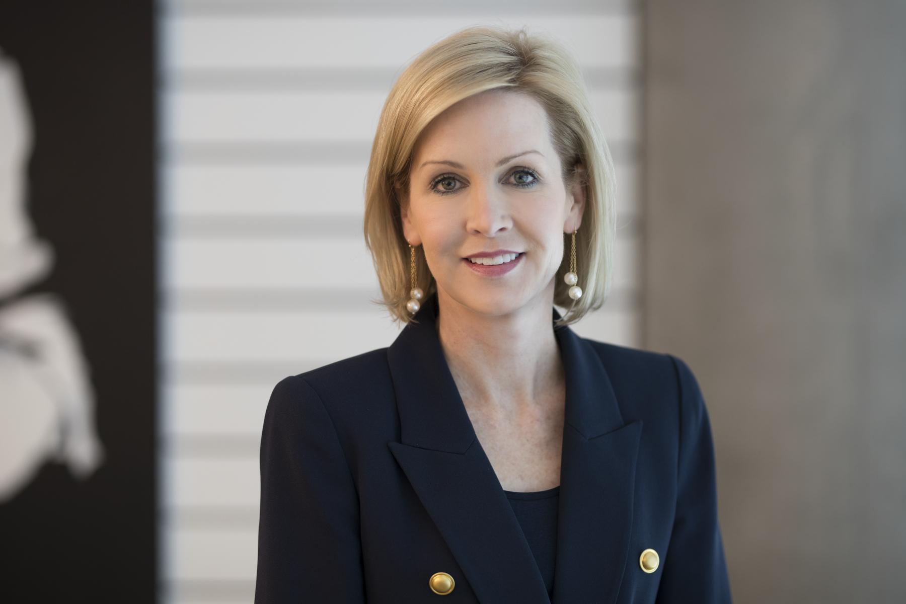 Bà Jodi West - Tổng giám đốc ANZ