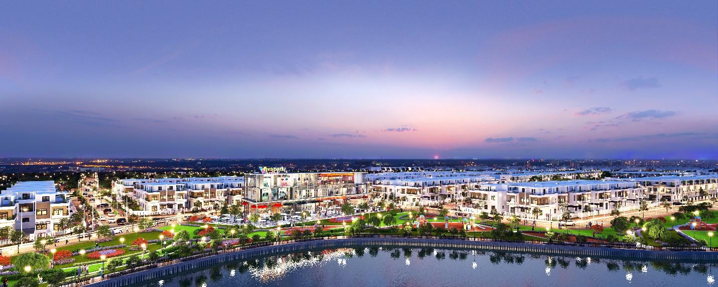 Đồng Nai gia tăng tốc độ đô thị hóa nhờ quy hoạch đô thị công nghiệp