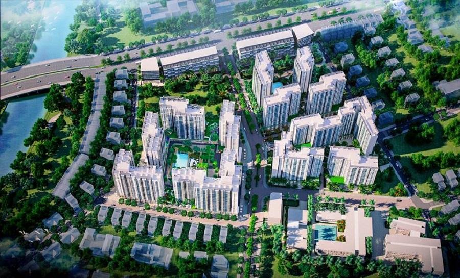 TP.HCM: Duyệt quy hoạch 1/500 Khu dân cư Hoàng Nam - Akari City