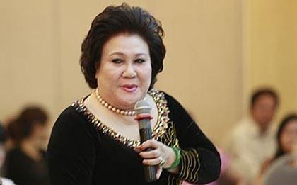 Bà Võ Thị Thanh, Chủ tịch HĐQT công ty CP Thuận Thảo Nam Sài Gòn