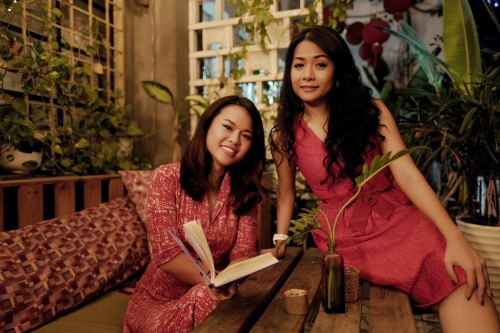 2 con gái ông Trần Quí Thanh