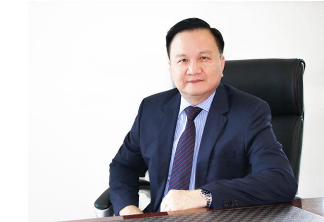 Nguyễn Vĩnh Trân, tân Chủ tịch HĐQT kiêm Tổng giám đốc MIKGroup
