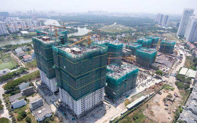 Tồn kho bất động sản giảm 81% so với đỉnh quý 1-2013