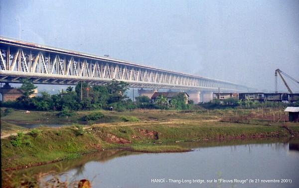 Bộ GTVT: Chưa có phương án xử lý cầu Thăng Long – Hà Nội