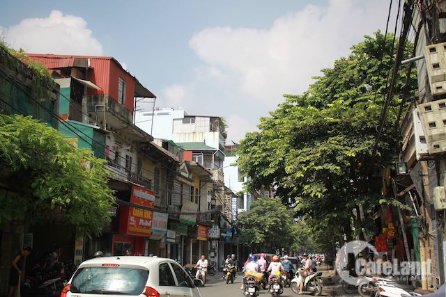"""Tuyến đường """"giải cứu"""" giao thông Hà Nội đang vướng GPMB"""