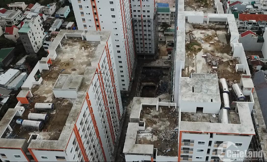 """HQC Nha Trang, dự án xây mãi """"không xong"""""""