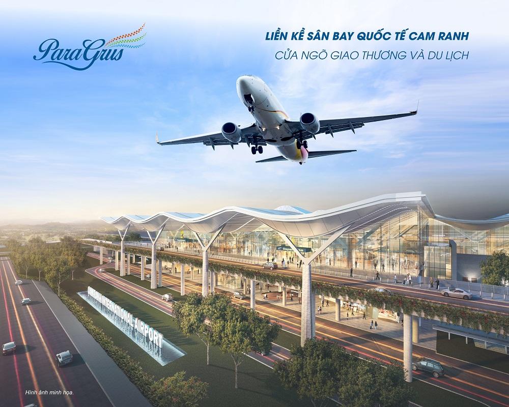 Sắp xuất hiện siêu phẩm nhà phố liền kề sân bay Cam Ranh