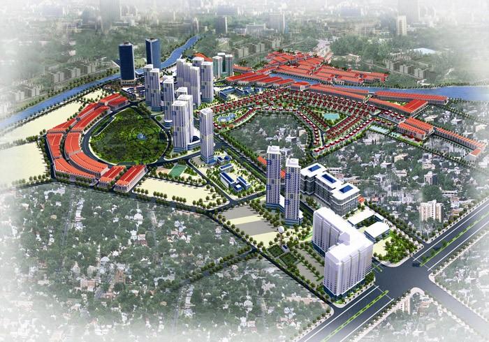 """Những """"siêu"""" dự án sắp triển khai tại Hà Nội"""