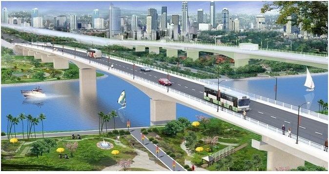 Những cầu đường bộ nào sắp được hoàn thành ở TP.HCM?