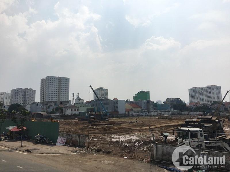 Ai đang nắm giữ quỹ đất lớn trên đại lộ đẹp nhất Sài Gòn?