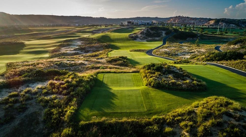 Ra mắt KN Golf Links 27 lỗ - động lực mới cho bất động sản Cam Ranh