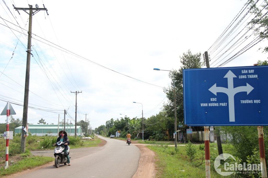 Dùng 23.000 tỉ đồng giải phóng mặt bằng sân bay Long Thành