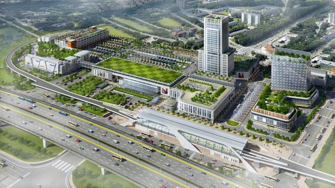Bất động sản khu Đông: Bứt phá hạ tầng, giá trị gia tăng