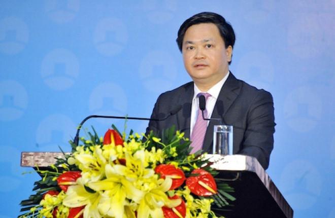 Tân Chủ tịch Vietinbank ông Lê Đức Thọ