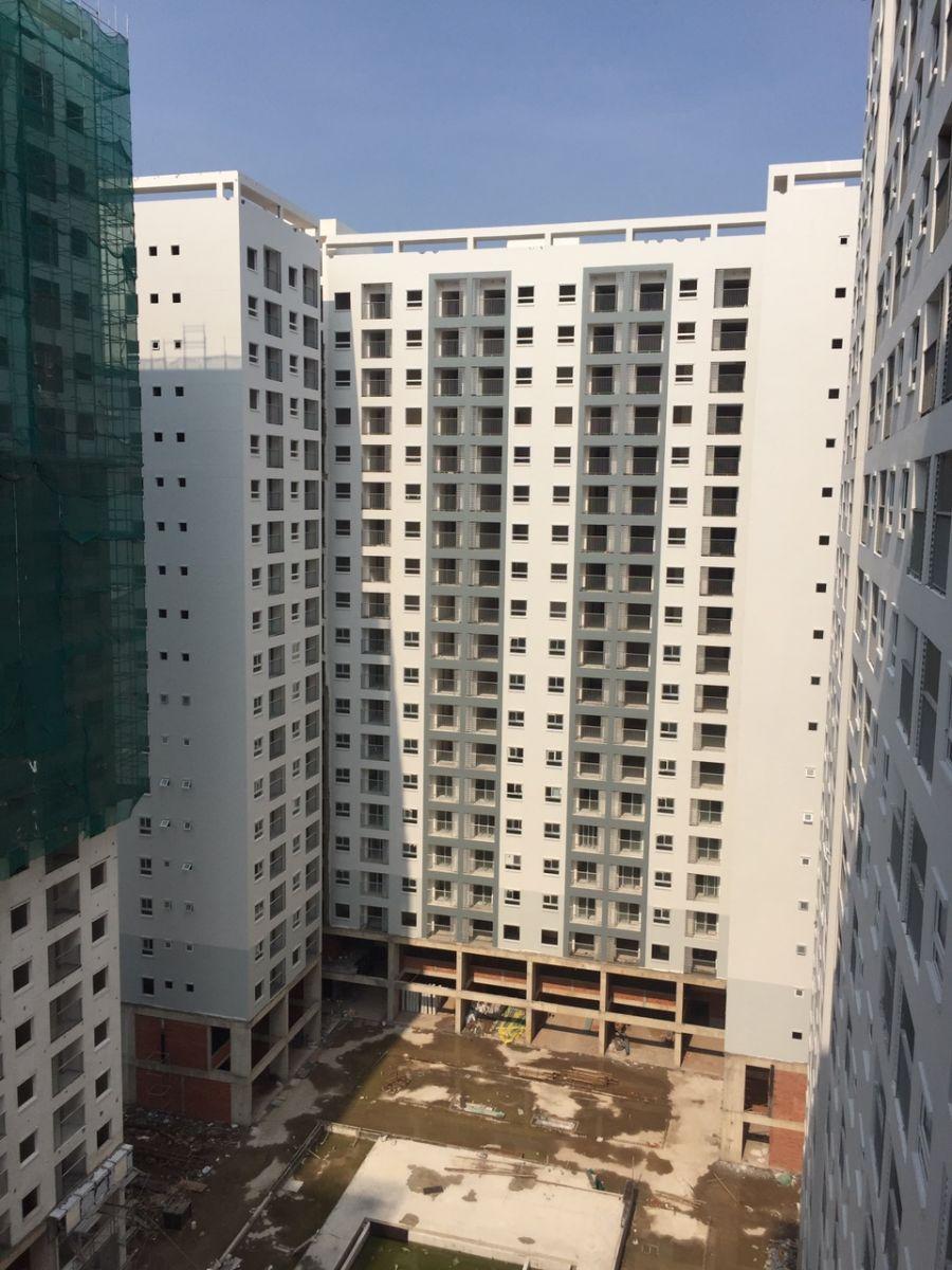 Tiến độ xây dựng căn hộ Prosper Plaza tháng 10/2018