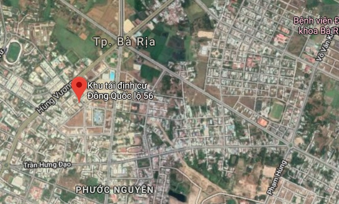 Bà Rịa – Vũng Tàu: Sắp xây chung cư 200 tỷ ở phía Đông Quốc lộ 56 thuộc phường Phước Nguyên