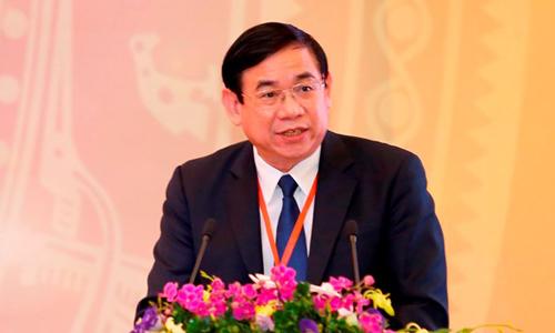 Ông Phan Đức Tú - tân Chủ tịch HĐQT BIDV