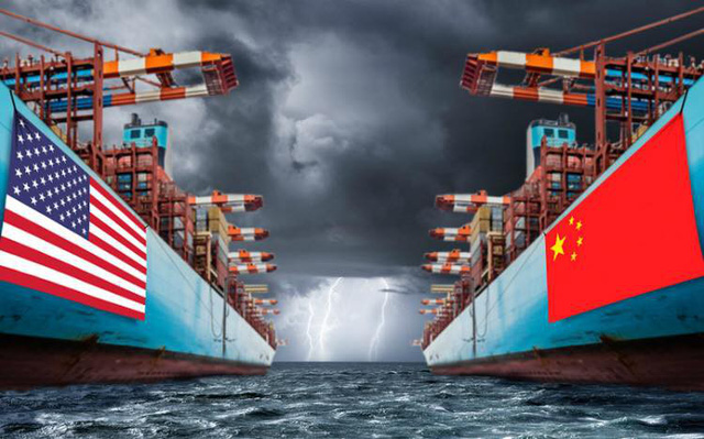 Chiến tranh thương mại và đồng USD tăng lãi suất sẽ ảnh hưởng tới kinh tế toàn cầu