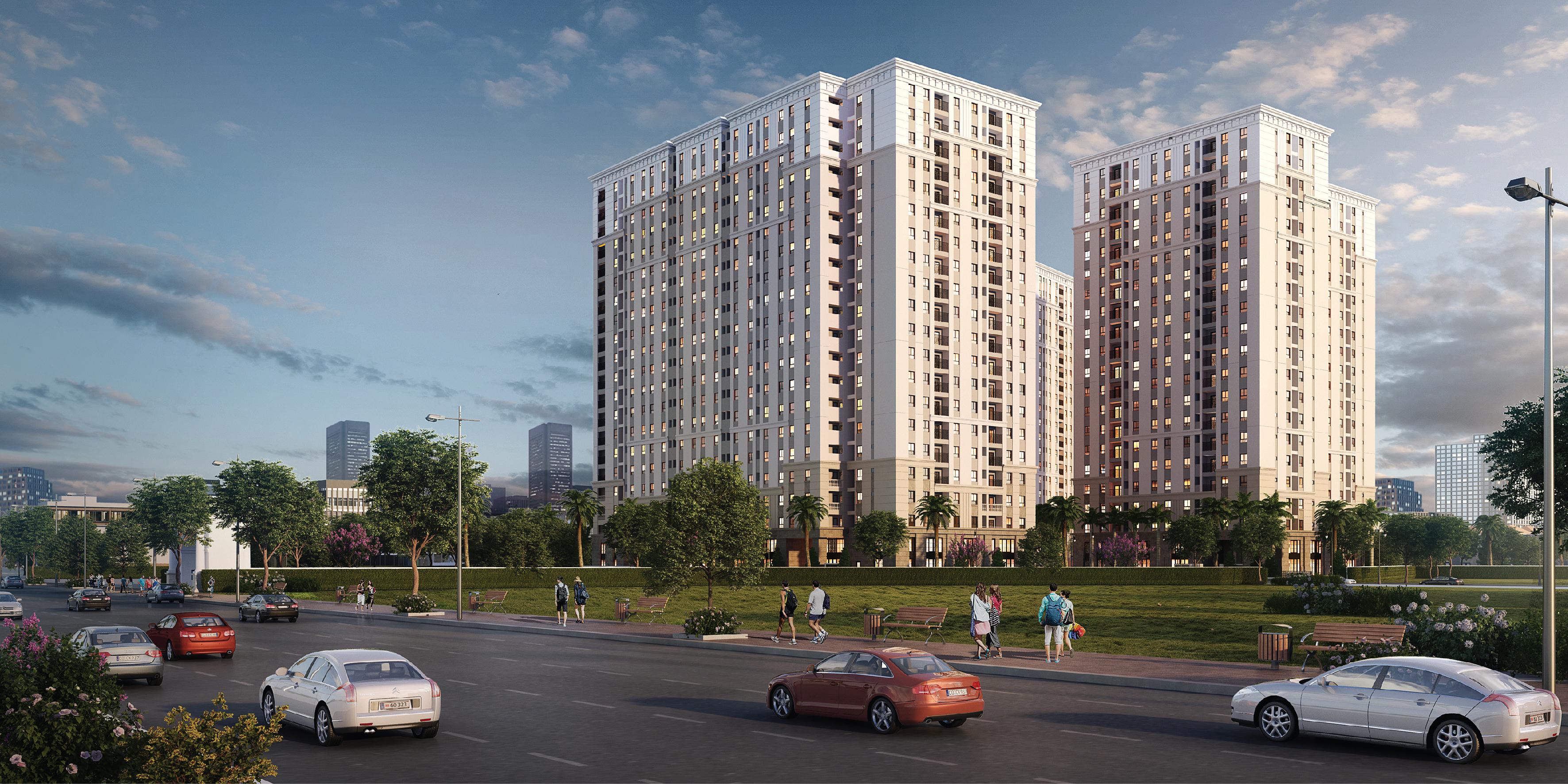 Những căn hộ chung cư có giá trên dưới 1 tỷ đồng ở quận Bình Tân