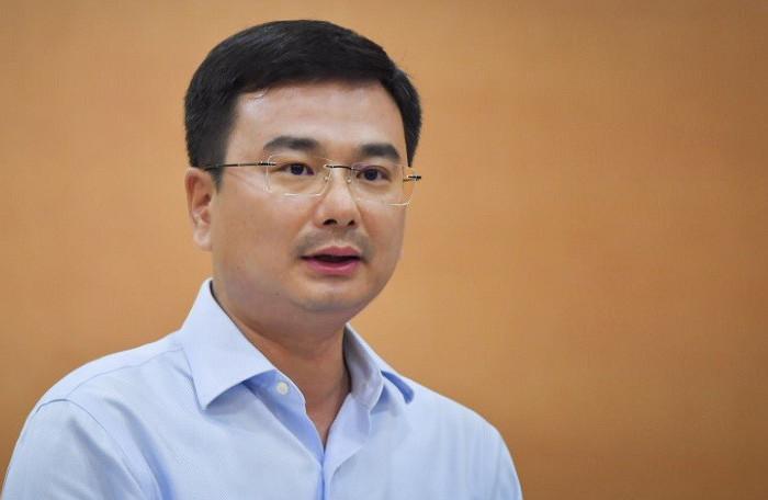 Ông Phạm Thanh Hà, Vụ trưởng Vụ Chính sách tiền tệ, NHNN
