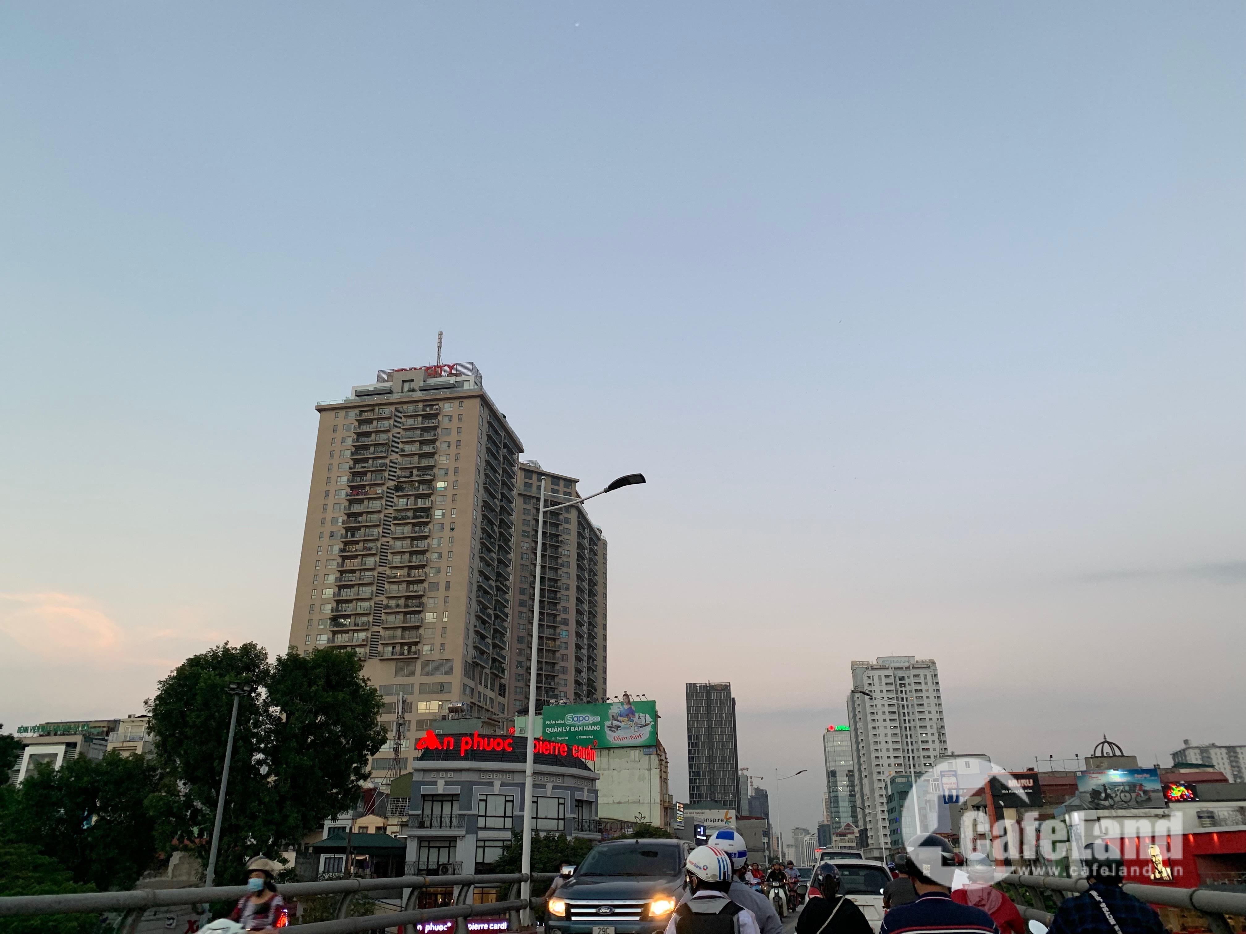 Hà Nội: thị trường căn hộ tiến về vùng ven