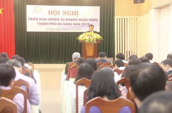Hội nghị tổng kết ngành ngân hàng tại Đà Nẵng năm 2018