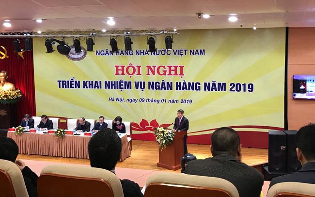 Thống đốc NHNN Lê Minh Hưng nói về định hướng ngân hàng năm 2019