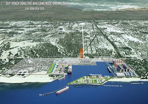Thủ tướng duyệt chủ trương xây Cảng Mỹ Thuỷ hơn 14.000 tỉ đồng tại ...