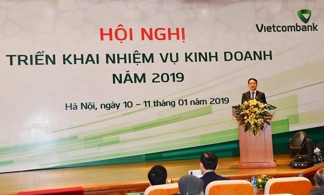 Vietcomban tổng kết 2018, triển khai nhiệm vụ 2019