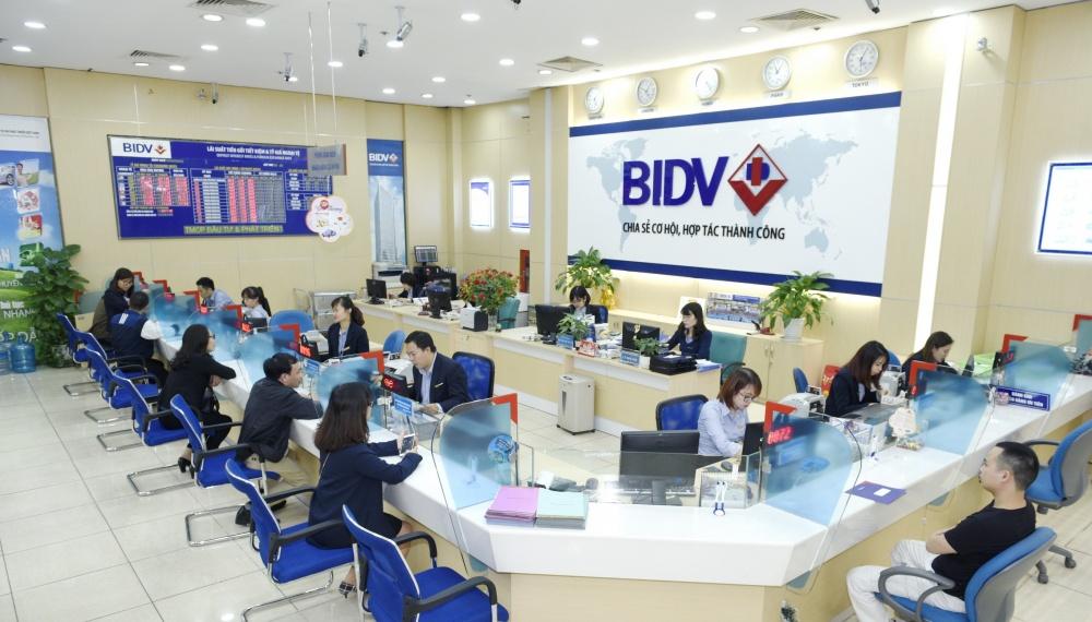 BIDV báo lãi hơn 9,6 nghìn tỷ đồng năm 2018