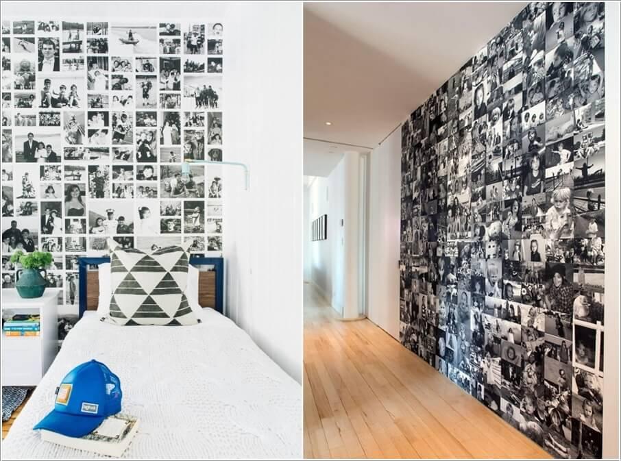 Trang trí nhà sang trọng với tông màu đen trắng