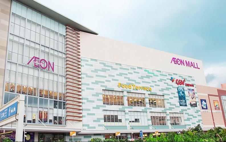 Aeon lên kế hoạch mở 30 trung tâm thương mại quy mô 5 tỷ USD tại Việt Nam