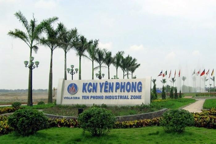 Bắc Ninh duyệt đồ án quy hoạch chung Khu công nghiệp Yên Phong II